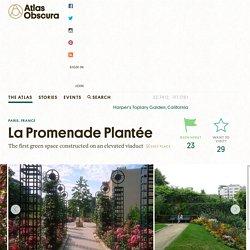 La Promenade Plantée – 75012