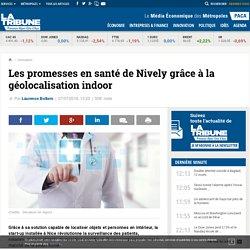 Les promesses en santé de Nively grâce à la géolocalisation indoor
