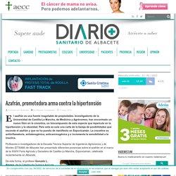 Azafrán, prometedora arma contra la hipertensión – Diario Sanitario de Albacete