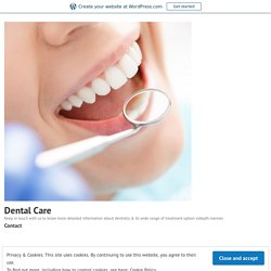 Prominences Of Family And Cosmetic Dentistry