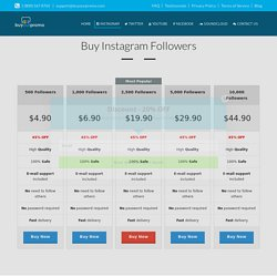 Buy Instagram Followers-Buyourpromo