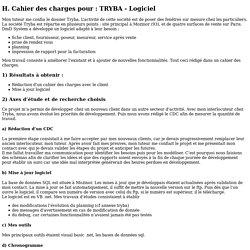 Tech 4 Promo 2009 - Rapport de stage de Guillaume Estocq