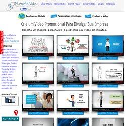 Crie um Vídeo Promocional Para Divulgar Sua Empresa