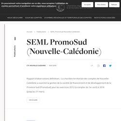 SEML PromoSud (Nouvelle-Calédonie)