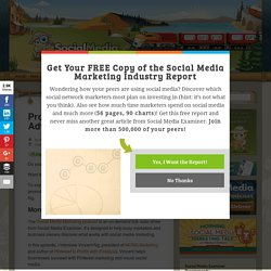 Promoted Pins: How to Advertise on Pinterest : Social Media Examiner