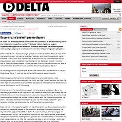 Russenruzie bederft promotiepret