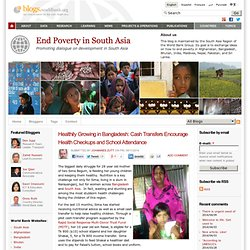 End Poverty in South Asia | Promoting dialogue on development in South Asia