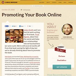 Promoting Your Book Online
