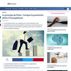 Principe de Peter: la promotion attire l'incompétence