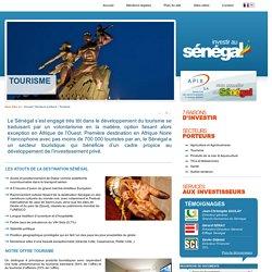 Tourisme - APIX - Promotion des Investissements et Grands Travaux