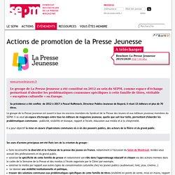 SEPM - Le Syndicat des Éditeurs de la Presse Magazine