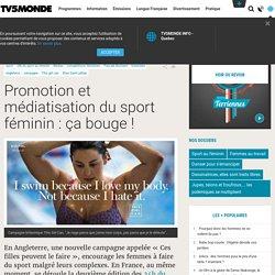 Evolutions du sport féminin dans la société