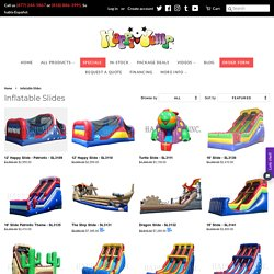 Promotional Inflatables – happyjumpinc