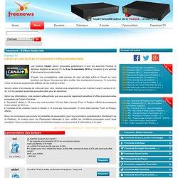 Canal+ en clair du 5 au 14 novembre + offre promotionnelle - Freenews : L'actualité des Freenautes - Toute l'actualité pour votre Freebox