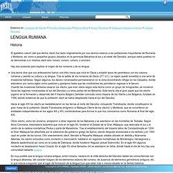 Lengua Rumana