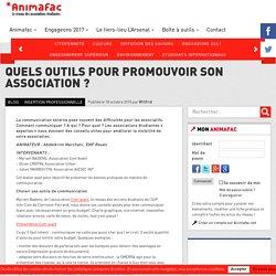 Quels outils pour promouvoir son association ? - Animafac