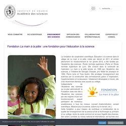 Promouvoir l'enseignement des sciences