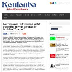 Createam (Mali)