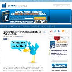 Comment promouvoir votre site Web avec Twitter