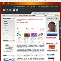 Strumenti per promuovere pratiche didattiche innovative: Schoolkit