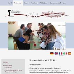 Prononciation et CECRL