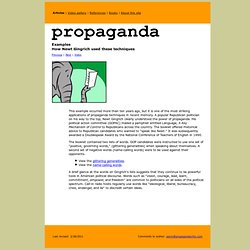 propaganda term paper Term paper fox news as propaganda 1 project summary the intention in this essay is not to focus on one single example of how media content might violate ethical.