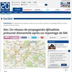 Ain: Un réseau de propagande djihadiste présumé démantelé après un reportage de M6