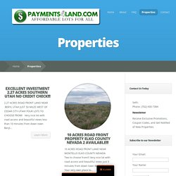 Payments 4 Land