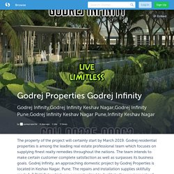 Benefits Of Buying At Godrej Infinity