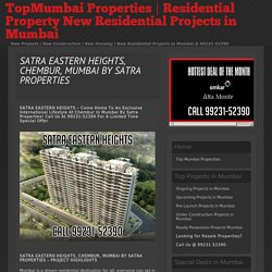Eastern Heights Chembur