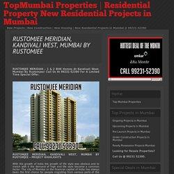 Rustomjee Meridian