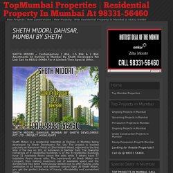 Sheth Midori Pre Launch