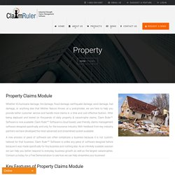 Property Claims Module