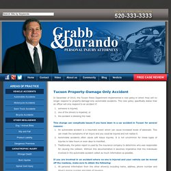 Property Damage Lawyer