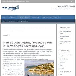 Property Finders Devon, Home Buyers Agents, Property Search Devon