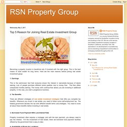 Get Started in Real Estate Investment With RSN Property Group