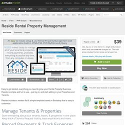 Reside Rental Property Management