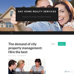 OKC property management company