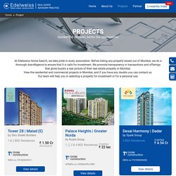 Property for Sale in Mumbai – Edelweiss Home Search
