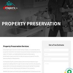 Property Preservation Services