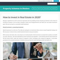 How to Invest in Real Estate in 2020?