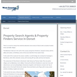 Property Search Agency Dorset