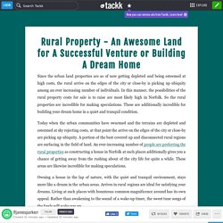 Rural Property - An Awesome Land for A Successful Venture or Building A Dream Home