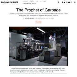 The Prophet of Garbage