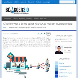 Cómo crear tu propia tienda online de afiliación