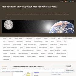 manuelprofesordeproyectos Manuel Padilla Álvarez