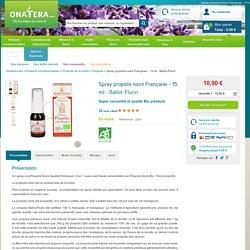 Spray propolis noire Française - 15 ml - Ballot-Flurin - Onatera.com