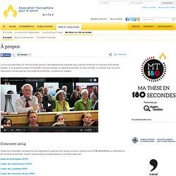Acfas - Association francophone pour le savoir