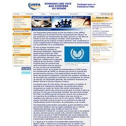 Campagne pour un Parlement de l'ONU