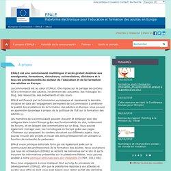 À propos - Commission européenne